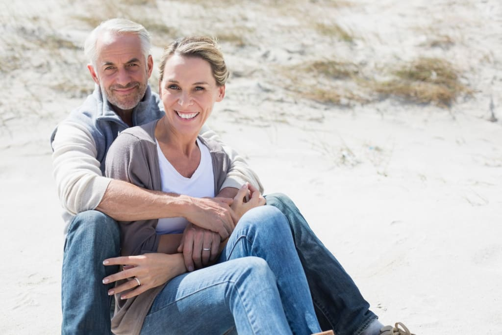 pre-retirement couple seeking advice