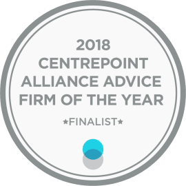 2018 Centerpoint Alliance Advice - Firm on the Year Finalist