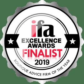 IFA Advice Firm Finalist 2019