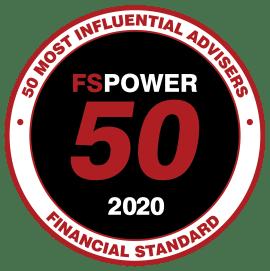 FS Power50 2020 - Most Influential Adviser