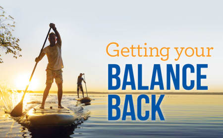 Getting your balance back