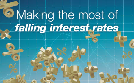 Making the most of falling interest rates