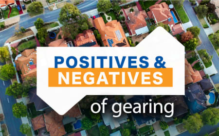 Positives and Negatives of Negative Gearing