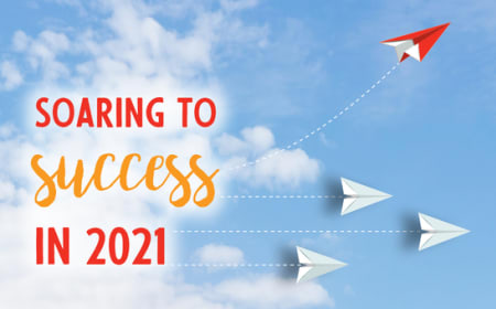 Soaring to success in 2021