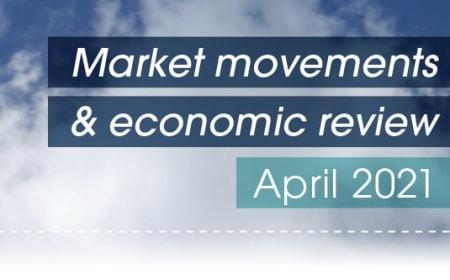Market movements & review video – April 2021