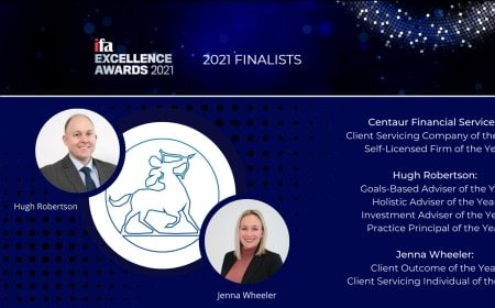 Finalists in the ifa Excellence Awards 2021 – ifa
