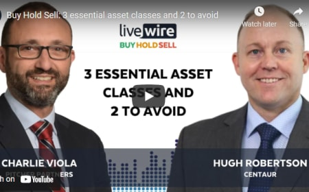 Buy Hold Sell: 3 essential asset classes and 2 to avoid – Livewire