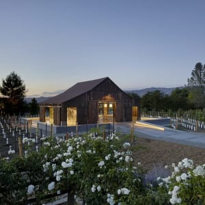 Dwell: Napa Valley Custom Barn