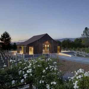Dwell: Napa Valley Custom Barn
