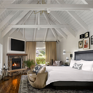 Vintage House Is Your New Home Away From Home In Yountville