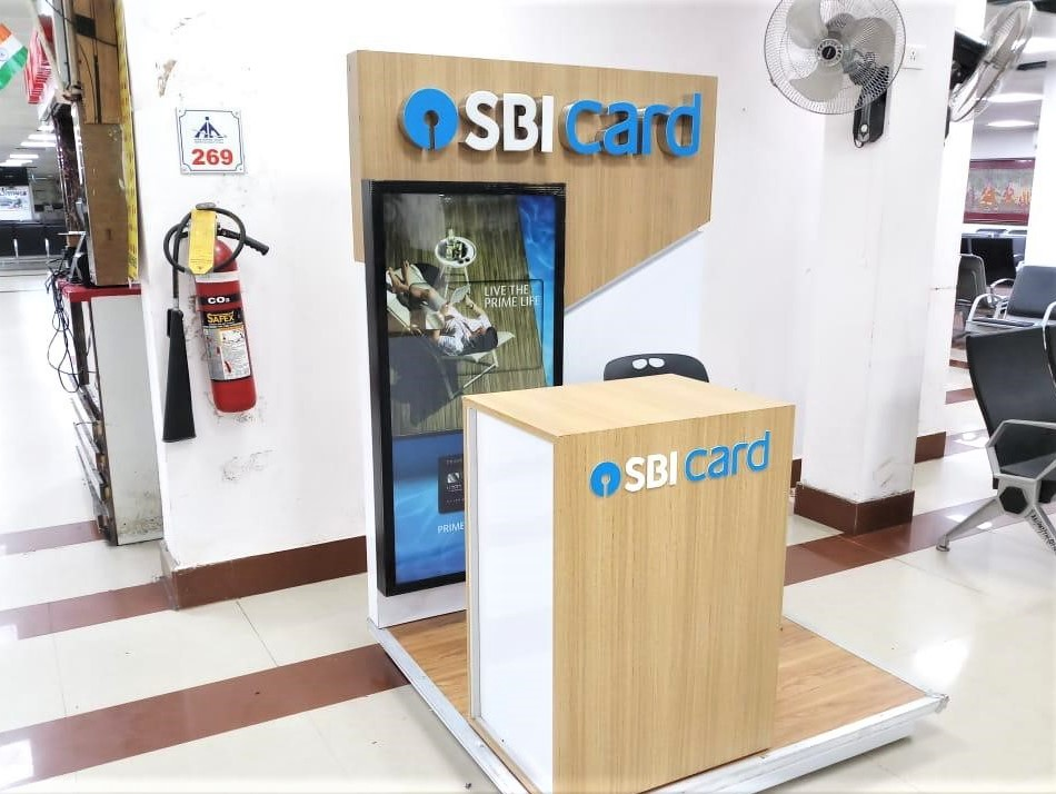 OOH Campaign for State Bank of India by Century Media