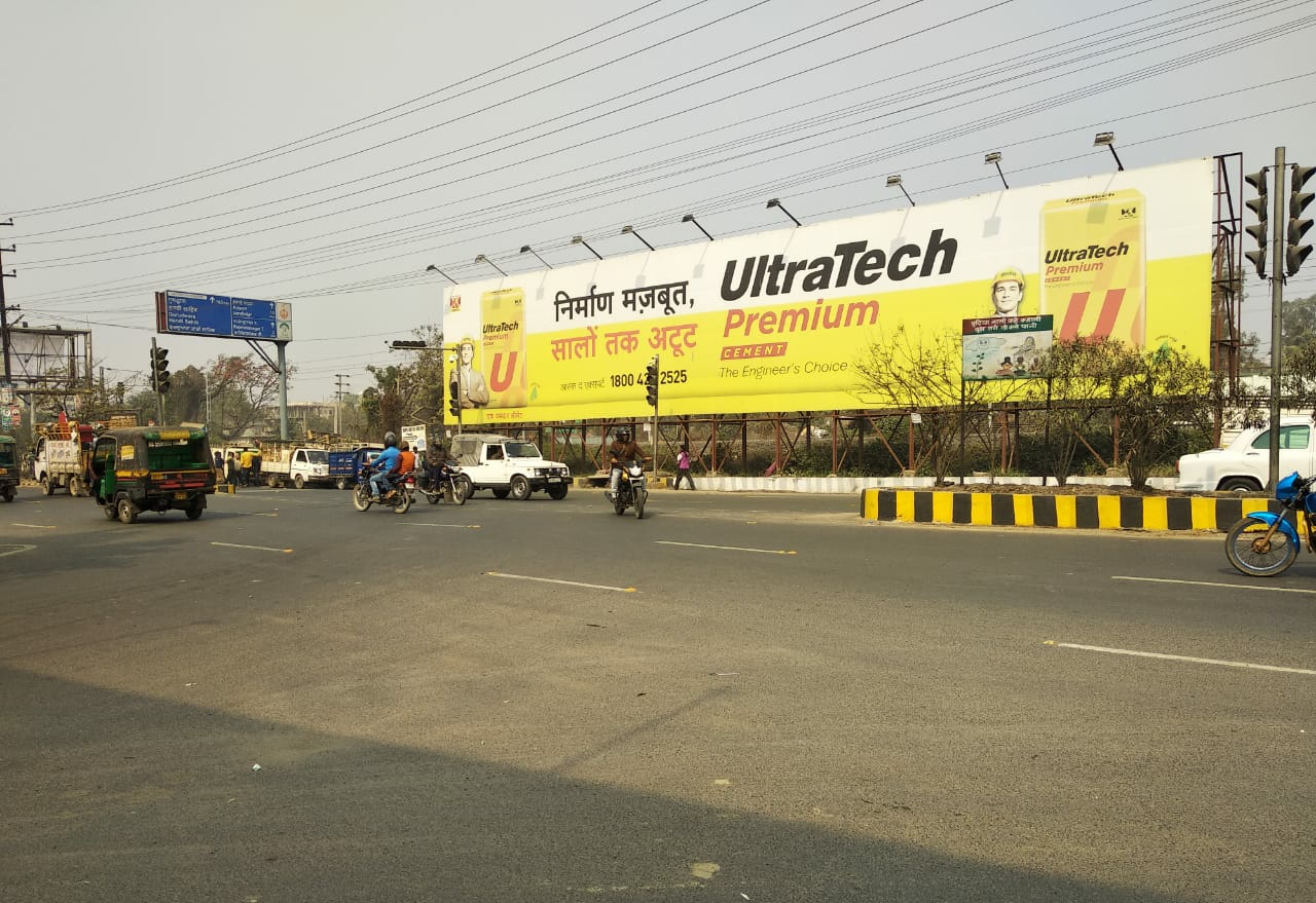OOH Campaign for Ultratech by Century Media