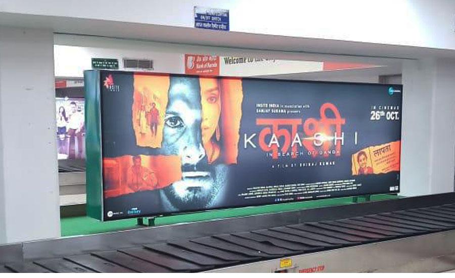 Century Group beams 'Kaashi' on OOH canvas image, Century Media
