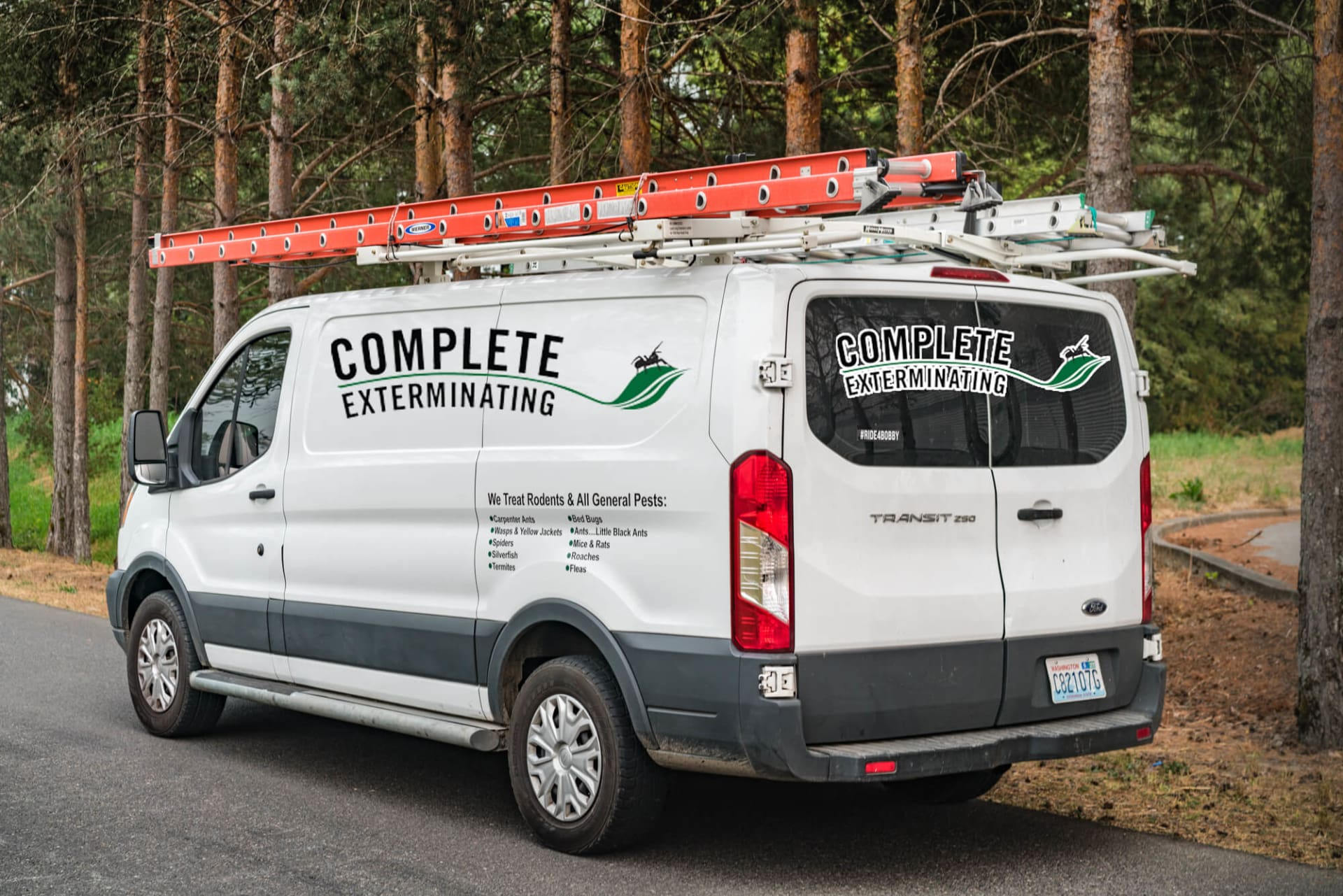 Complete Exterminating : We Tread Rodents & All General Pests in Vancouver, WA & Portland, OR