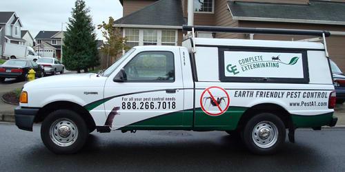 Pest Control Portland, OR
