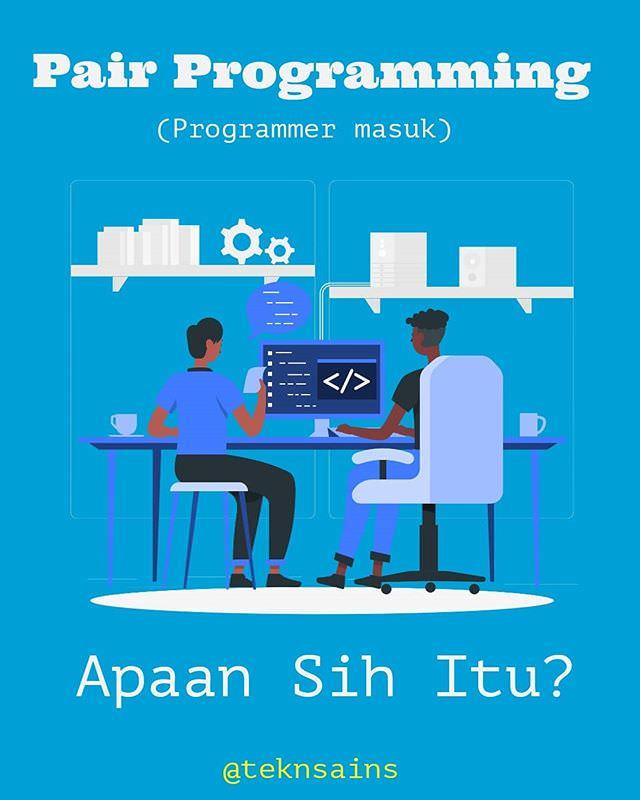 pengertian pair programming