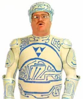 Tron Guy with Glasses