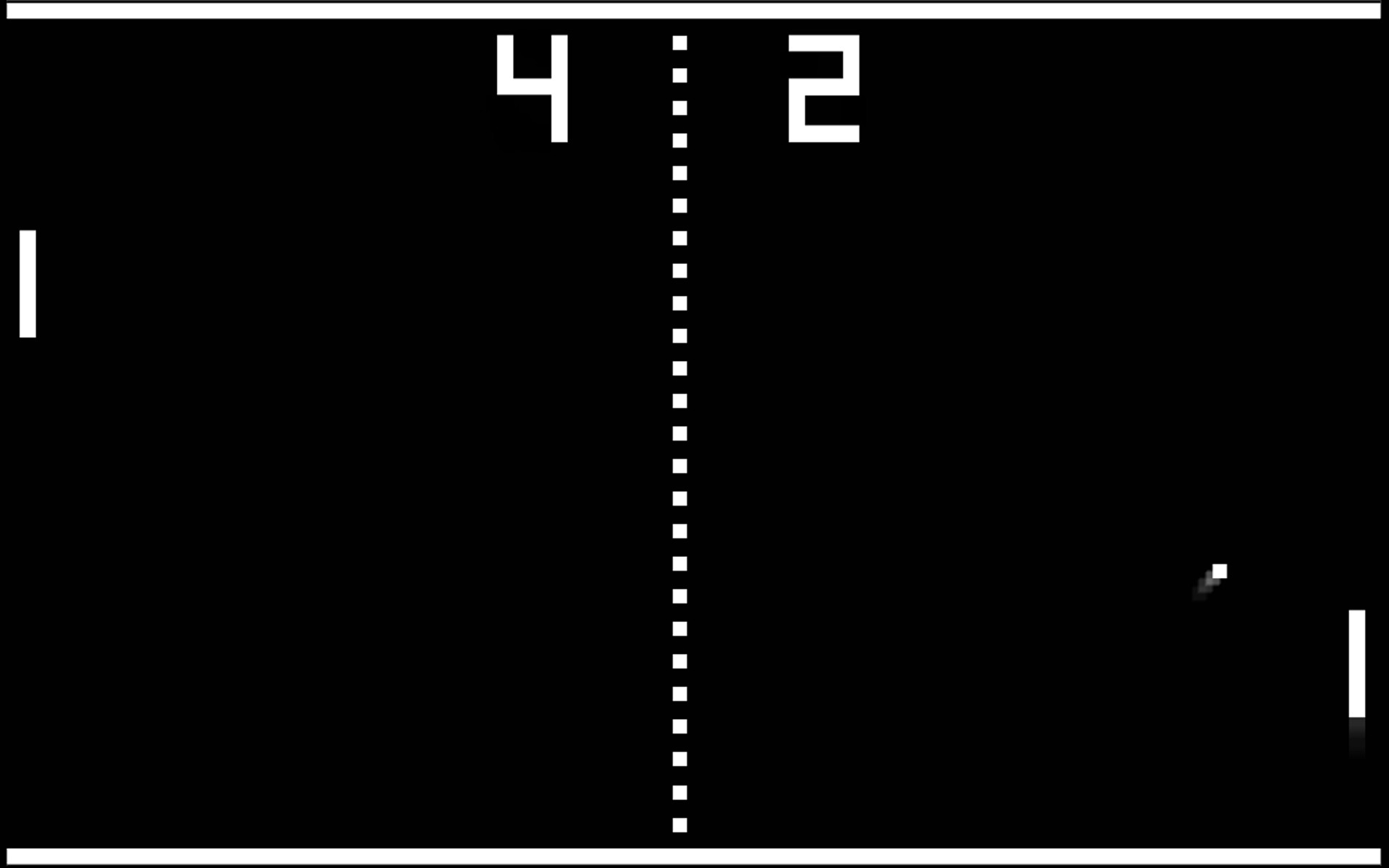 Pong on the Mojo Revisited
