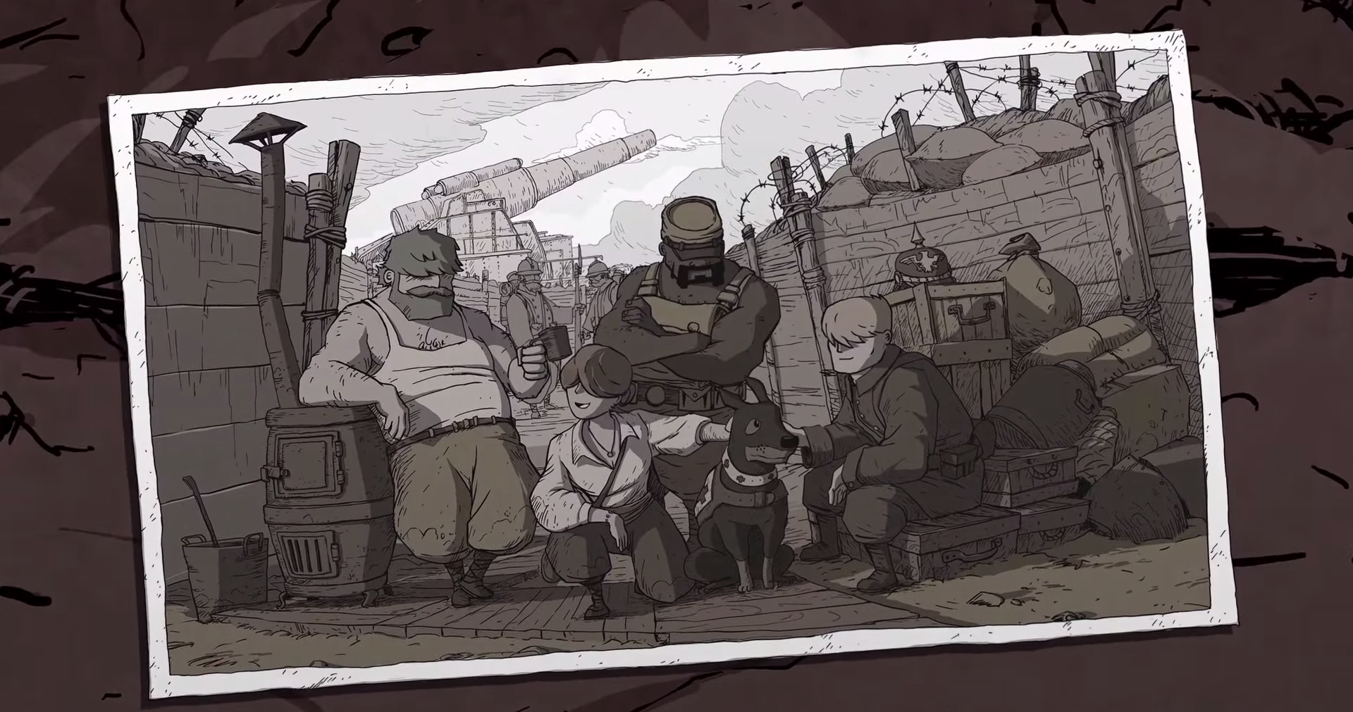 Game Review: Valiant Hearts: The Great War