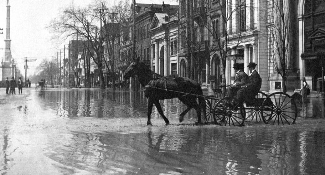 Flood warning tonight