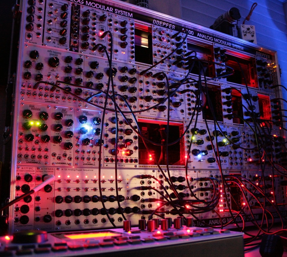Why modular synthesis is like programming