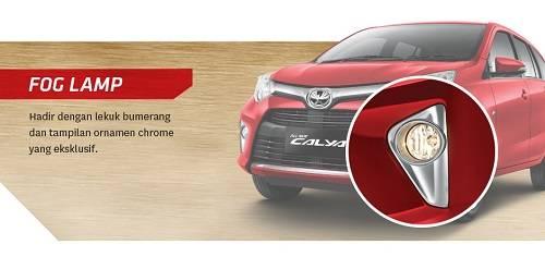 Desain Toyota Calya