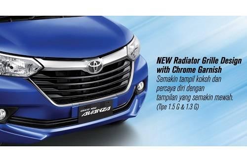 Desain Toyota Avanza