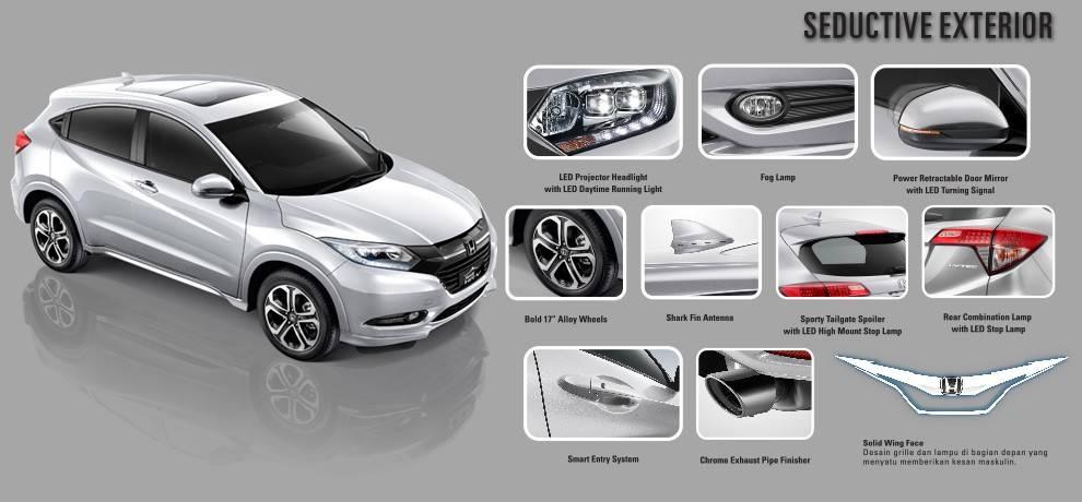 Desain Honda HR-V
