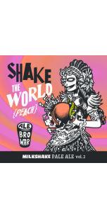 AleBrowar Shake the World Peach