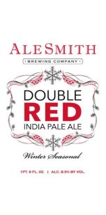 AleSmith Double Red IPA