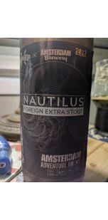 Amsterdam X Bar Hop Nautilus