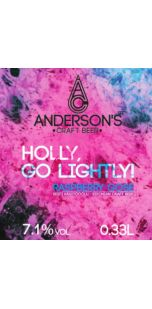 Anderson's Holly, Go Lightly!