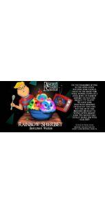 Angry Chair Rainbow Sherbet
