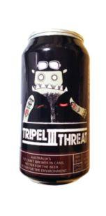 Australian Brewery / Chur Brewing Tripel Threat