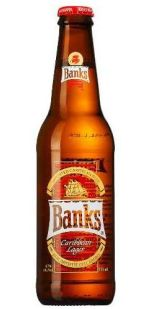 Banks Caribbean Lager / Beer