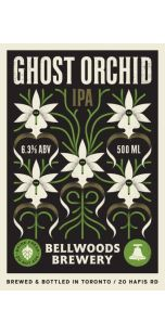 Bellwoods Ghost Orchid IPA