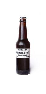 Black Isle Barrel Aged Oatmeal Stout Morangie Edition