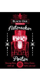 Black Oak Nutcracker