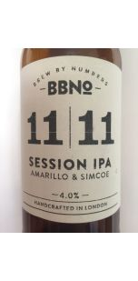 Brew By Numbers 11/11 Session IPA - Amarillo & Simcoe