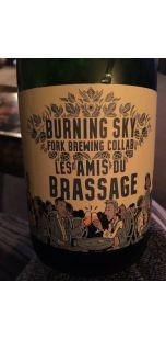 Burning Sky Les Amis Du Brassage