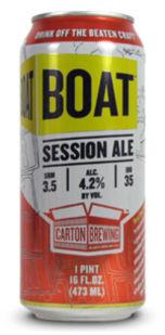 Carton Boat Session Ale