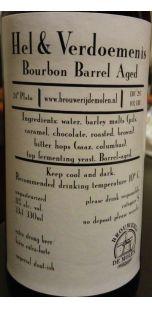 De Molen Hel & Verdoemenis Bourbon BA
