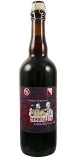 De Proefbrouwerij / New Glarus Abtsolution