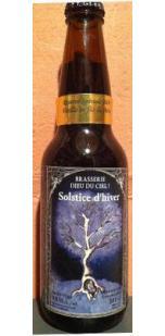 Dieu du Ciel! Solstice d'Hiver Réserve (Oak Aged / Bourbon)