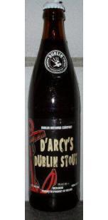 Dublin DArcys Dublin Stout