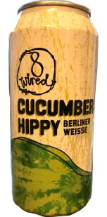 8 Wired Cucumber Hippy