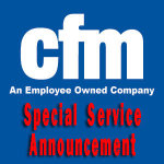 Service Notice for Inducer Motor
