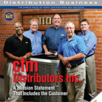 cfm Distributors, Inc. in HARDI HVACR Distribution Business August 2008