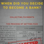 Collecting Payments – The Process of Getting Paid