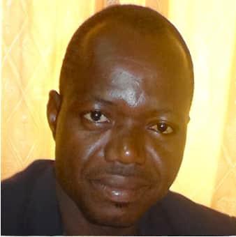 A photo of Augustine N-Yokuni